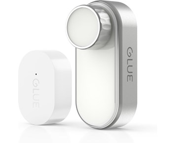GLUE Smart Door Lock Pro Silver