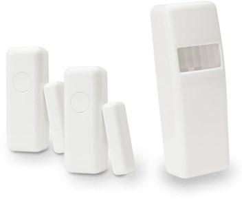 Telldus Sensor kit - 2x Door/Window 1xPIR