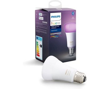 Philips HUE 9W A60 E27 White/Color Ambiance