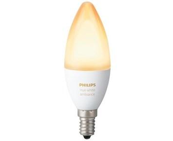 Philips Hue Bulb B39 E14 White Ambiance
