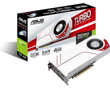 ASUS GeForce GTX970 Turbo 4GB