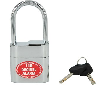 Safe n Sound Padlock with alarm