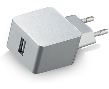 Andersson Wall Charger 2,4A Silver