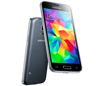 Samsung SM-G800 Galaxy S5 Mini Black