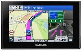 Garmin Nuvi 2569 LMT – D WE