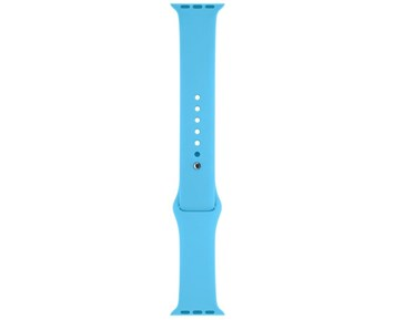 Apple 38mm Blue Sport Band