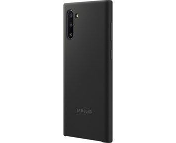 Samsung Silicone Cover Galaxy Note 10 Black