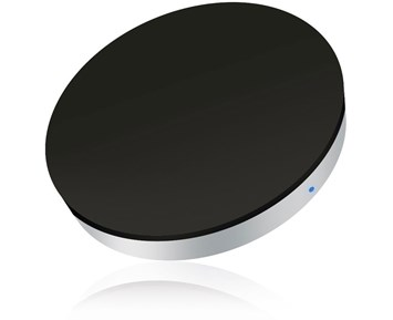 Zens Single Wireless Charger Round