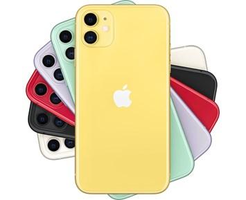 Apple iPhone 11 128GB Yellow (2020)
