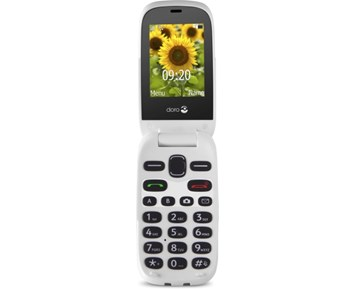 Doro Phone Easy 6031 White Graphite