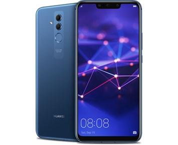 Afholte Huawei Mate 20 Lite Sapphire Blue - Smartphone med stor skärm och ML-15