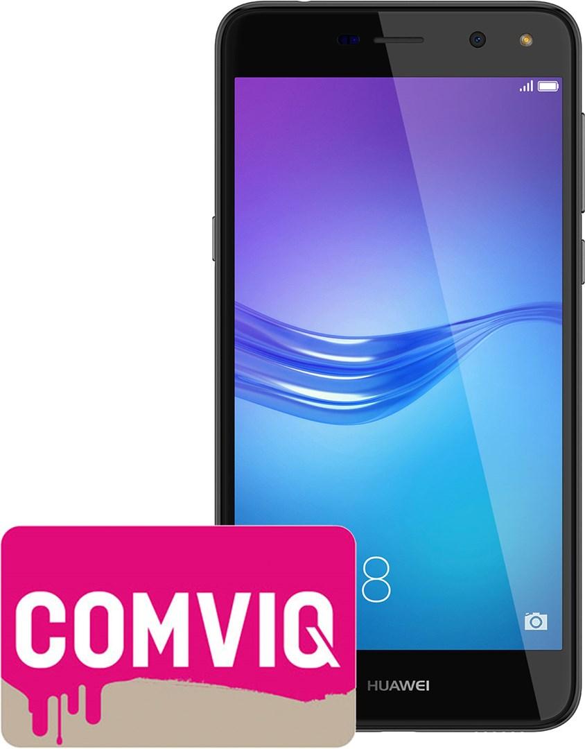 comviq service telefon