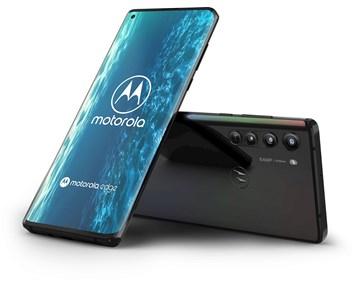 Motorola Edge 5G 6+128GB Midnight Black