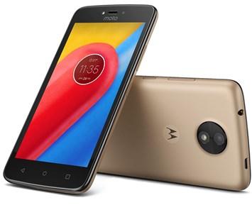 Motorola Moto C Plus Gold