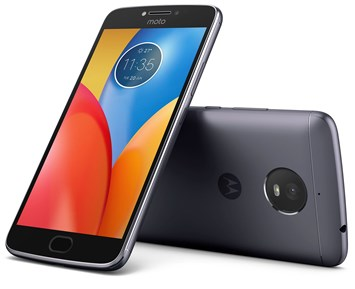 Motorola Moto E Plus Iron Gray