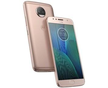 Motorola Moto G5s Plus Full Blush Gold