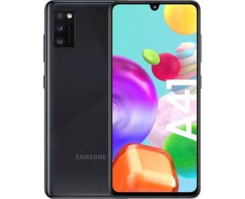 Samsung Galaxy A41 Black - Galaxy A41 med 48 MP huvudkamera