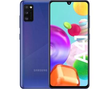 Samsung Galaxy A41 Blue - Galaxy A41 med 48 MP huvudkamera