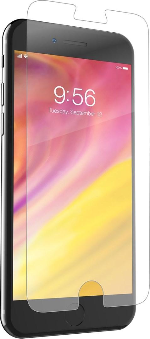 ZAGG IS Glass+ iPhone 6 6s 7 8 · Displayskydd i extremt härdat glas till ... 8e6fae1c2ed1c
