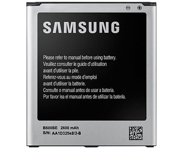 Samsung Galaxy S4/S4+ battery