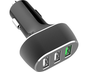 Aukey USB Turbo Charger PA T9 QC3.0: Reseladdare med stöd