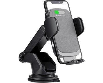Andersson Wireless Car Charger Auto Grip 15W Black