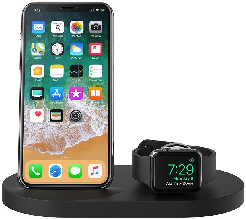 Trådlös laddstation för både iPhone och Apple Watch