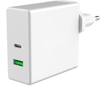 Andersson Wall charger USB-C PD (60W) + QC3.0