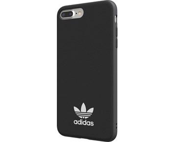Adidas Moulded TPU Case iPhone 6 6s 7 8 Plus Black and White 41aa4feca5da3