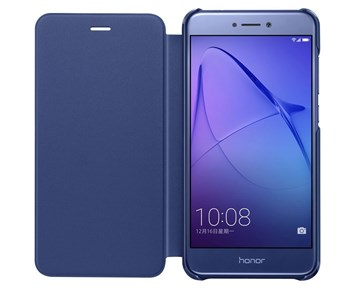 Huawei Flip Case Honor 8 Lite Blue