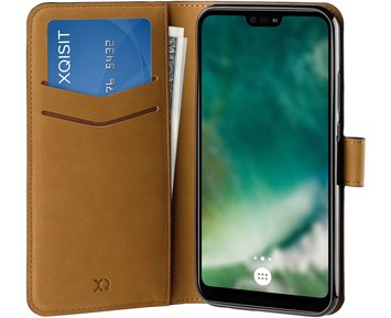 Xqisit Slim Wallet Selection Case Huawei P20 Lite