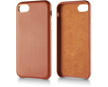Andersson Genuine Leather Case Brown for Apple iPhone 7/8