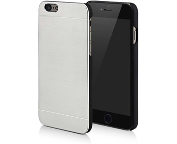 Andersson Metal Hard Case iP6s Silver
