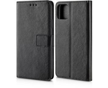 Andersson Premium Wallet Case Black for Apple iPhone 11