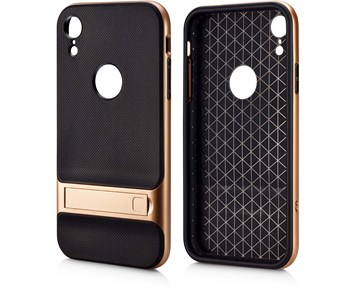 Andersson Soft Case w/ Gold edge for Apple iPhone XR