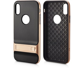 Andersson Soft Case w/ Gold edge for Apple iPhone X/XS
