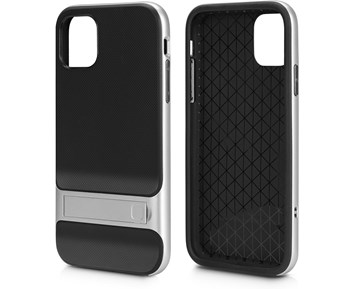 Andersson Soft Case w/ Silver edge for Apple iPhone 11 Pro Max
