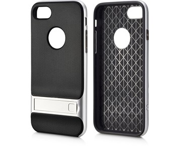 Andersson Soft Case w/ Silver edge for Apple iPhone 7/8