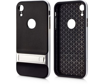 Andersson Soft Case w/ Silver edge for Apple iPhone XR