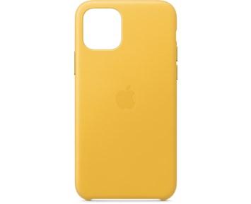 Apple iPhone 11 Pro Leather Case – Meyer Lemon