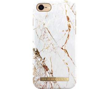 iDeal of Sweden Fashion Case iPhone 7 Carrara Gold