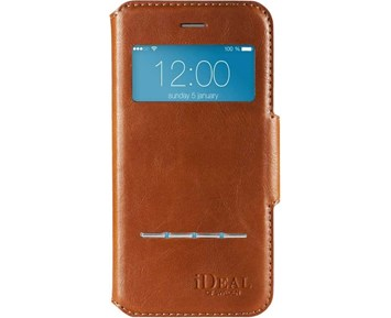 iDeal of Sweden Swipe Wallet iPhone 7 Brown