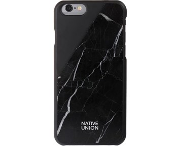 Native Union Clic Marble iPhone 6/6s Black