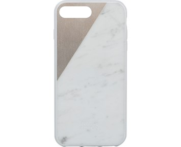 Native Union Clic Marble iPhone 7 Plus White