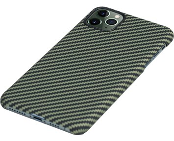 Pitaka MagEZ Case Black/Yellow Twill for Apple iPhone 11 Pro