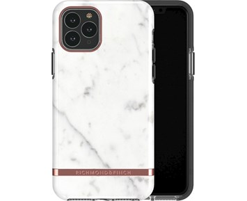 Richmond & Finch White Marble for iPhone 11 Pro