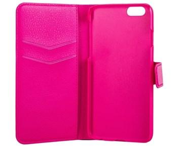 Xqisit Slim Wallet Case iPhone 6/6s Pink