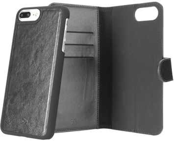 Xqisit Wallet Case Eman iPhone 7 Plus – Black