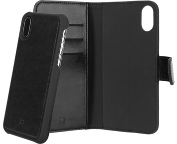 Xqisit Wallet Case Eman iPhone 8 Bk