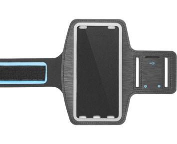 Andersson Sport Arm Band Black/Blue up to 5